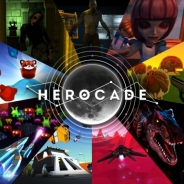 【PSVR】米LUCID SIGHT、色々なジャンルのVRゲームをバンドルした『HeroCade』をリリース