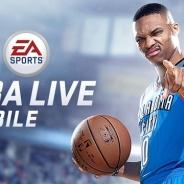 EA、『NBA LIVE Mobile』のアップデートを実施 試合中の挙動を大幅に向上させた新AIを搭載 リーグ対リーグの「トーナメント」が追加
