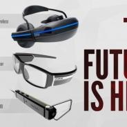Vuzix、スマートグラスとAR/VRを「CES 2016」に出展…iWearワイヤレスビデオヘッドホン、Vidwear B3000ウェーブガイドサングラスなど