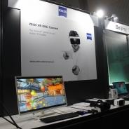 【TGS2017】カールツァイスブースでは「ZEISS VR ONE Connect」が登場…スマートフォンを利用したPC用VRヘッドセット
