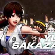 SNK、新作対戦格闘ゲーム『THE KING OF FIGHTERS XV』で「ユリ・サカザキ」のキャラクタートレーラーを公開!