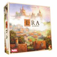 ホビージャパン、ミニチュアを使って自分だけの中世の都市を建設していくダイス&建設ゲーム「ERA:剣と信仰の時代」日本語版を9月下旬発売