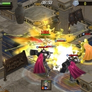 LINE、アクションRPG『LINE 英雄乱舞』で新機能「攻城戦」や「英雄修行システム」「サプライボックス」を追加