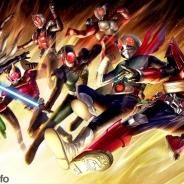 バンナム、新作3Dアクションゲーム『仮面ライダーストームヒーローズ』のAndroid版を配信開始! 歴代の平成・昭和作品よりライダーや怪人が多数参戦