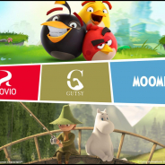 ROVIO、ムーミンとパートナーシップ モバイルゲームプラットフォームで独占権を獲得
