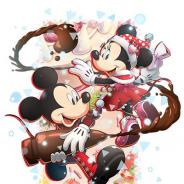 ミクシィ、『スタースマッシュ』で「DECEMBER OPEN Ⅱガチャ」を開始! ミッキーマウス&ミニーマウスやレッド・ブレイブスの出現率アップ