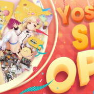 Yostar、通販サイト「Yostar Official Shop」をオープン! 『アズールレーン』などの最新グッツが登場