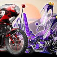 Donuts、『暴走列伝 単車の虎』ヤマダゲーム版のサービスを開始 ヤマダ電機オリジナルバイクパーツを全ユーザーに配布決定