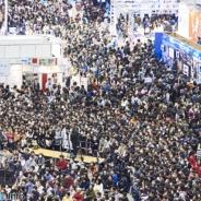 「AnimeJapan 2016」総来場者数が前年比11%増の13万5323人に 来年は3月24日~26日の3日間にわたって開催
