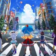DMMゲームズ、事前登録中の『AKIBA'S TRIP Festa!』でヒロインの橙木莉々華、紺野結良、診堂緑子、神尾紫衣奈を追加発表!