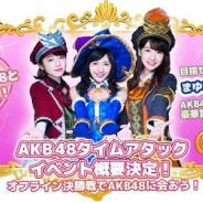 ガーラ、『Flyff All Stars』で「まゆゆ」「ぱるる」「ゆきりん」から手渡しで豪華賞品が…『AKB48タイムアタックイベント』の概要を公開