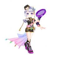 コロプラ、『白猫テニス』で「LINESMAN2キャラガチャ」を開催 投票で上位入賞したエクセリア、ディーン、ティナが登場!!