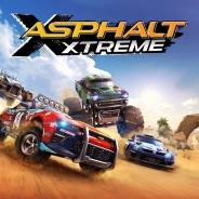 ゲームロフト、レーシングゲーム「アスファルト」シリーズの最新作『アスファルト:Xtreme』をリリース 砂丘や渓谷、泥道などオフロードが舞台に