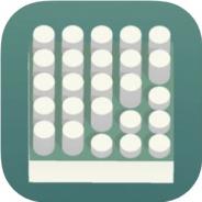 個人開発のKen Okamura氏、押すのが気持ち良くて無限に遊べる暇つぶしアプリ『ぽこぽこ』をApp Storeで配信開始!
