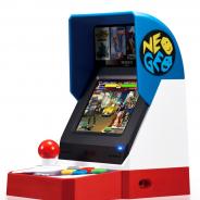 SNK、「NEOGEO mini(ネオジオミニ)」を7月24日より発売! AmazonとSNKオンラインショップで予約受付を開始!
