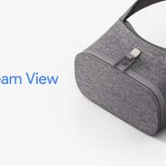 【速報】Google、自社製のVRヘッドセット『Daydream View』を発表  価格は79ドル、カラバリは3色で11月に発売