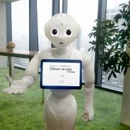 ロボットアプリ開発企業のM-SOLUTIONS、「Pepper」を遠隔操作する「VRcon for Pepper」のライセンス利用を開始!