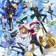 スクエニ、シリーズ最新作『叛逆性ミリオンアーサー』のTVアニメに登場するアーサーとサポート妖精12人のキャラクター設定画を一挙公開!