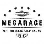 タイトー、「タイトー公式 ONLINE SHOP メガレイジ」をオープン ゲームキャラクターを使ったオリジナルアイテムなどを販売