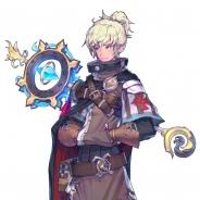 ゲームオン、『フィンガーナイツクロス』で主人公を含む主要キャラクターとゲームシステムの一部を公開!