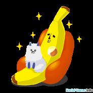 ゲームオン、『クックと魔法のレシピ』にカミオジャパンのオリジナルキャラクター「エリートバナナ バナ夫」が来店!