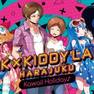 SNK、キデイランド原宿店にて「SNK×キデイランド原宿~Kawaii Holiday♪~」を23日より開催決定!