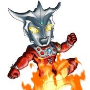 バンダイナムコゲームス、『ウルトラマン パズル魂』で期間限定ガシャ「真紅の戦士たち」を開始…「ウルトラマンレオ」が初登場!