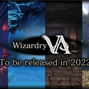 ドリコム、ウィザードリィ最新作『Wizardry VA(仮)』を2022年リリース決定! 新しいPV公開、公式Twitterも開設!