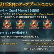 Cygames、『シャドウバース』が今後の最新情報を公開 新称号「Challenge Master」の追加やGrand Masterに新たなランクが登場!