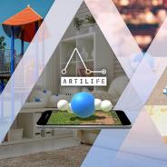 ドワンゴ、人工生命の観察・育成プロジェクト『ARTILIFE』をリリース! 『けものフレンズ』コラボアイテムを全プレイヤーにプレゼント!