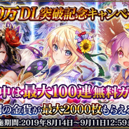 マイネットゲームス、『刻のイシュタリア』で「450万DL突破記念キャンペーン」を開催!