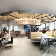 NHN PlayArtがカフェ事業に参入…常設型のカフェ「Caffice(カフィス)」を10月下旬に新宿三丁目にオープン