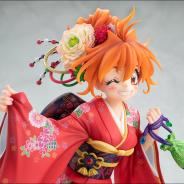 KADOKAWA、『スレイヤーズ』よりリナ=インバースを晴着姿で1/7スケールフィギュア化!