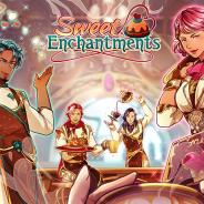 Voltage Entertainment USA、読み物アプリ『Lovestruck』で新タイトル『Sweet Enchantments』を配信開始!