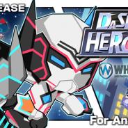 WHRP、タップ系シミュレーションゲーム『Dash Heroes -ダッシュヒーローズ-』を配信開始 30秒以内にすべての敵を倒してエリアをクリアしよう!