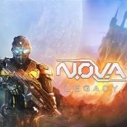 ゲームロフト、SF系FPSゲーム『N.O.V.A. Legacy』のAndroid版が配信開始2週間で全世界500万DLを達成!