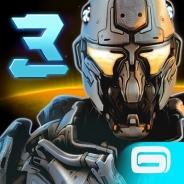 ゲームロフト、FPSゲーム『N.O.V.A. 3 - Near Orbit Vanguard Alliance』iOSアプリ版をリリース…「N.O.V.A.」シリーズの無料版、最大12人によるマルチプレイも