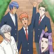 東北ペネット、TVアニメ『学園ハンサム』のキャストを発表 アニメ版、ゲーム版2パターンの声優が出演する豪華Wキャスト仕様