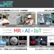HEROZとポケット・クエリーズが資本業務提携 MRとAI技術を組み合わせた新たな商品・サービスを開発