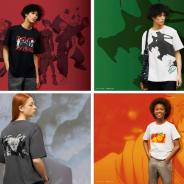 ユニクロ、TVアニメ「呪術廻戦」とのコラボレーションTシャツ「呪術廻戦UT」第2弾を6月18日より発売