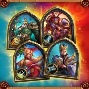 Blizzard Entertainment、『ハースストーン』で新しい連続レジェンドクエストや三国志テーマのヒーロースキンが2月10日より登場!