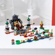 レゴジャパン、レゴと「スーパーマリオ」のコラボ商品の全ラインアップを公開! 日本では選定3セットを7月10日に先行発売