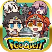 FGO PROJECT、フィールド探索型RPG『Fate/Grand Order Quest』を配信開始 QRコードを使った「しょうかんのちず」も登場!!