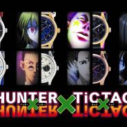 バンダイ、「HUNTER×HUNTER」とTiCTACが初コラボした腕時計の予約受付を開始! 「ゴン」モデルや「ヒソカ」モデルなど全8種