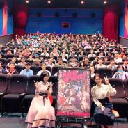 ブシロード、劇場版『BanG Dream! FILM LIVE』静岡、愛知で舞台挨拶ツアーを開催! 金元寿子さんと中島由貴さんが出演