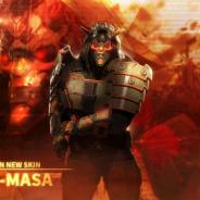 カヤック、『モダンコンバット Versus』のキャラクター「ローネン」新スキン「ONI-MASA」が登場