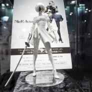 【ワンフェス2017夏】フレア、『NieR:Automata』「ヨルハ二号B型」を出展 『キンプリ』香賀美タイガとイベント限定版の十王院カケルも