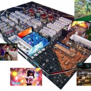 バンダイナムコアミューズメント、AR・VR・MRが全て楽しめる「namcoイオンモール大日店」を7月27日に新装オープン