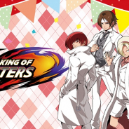 SNK、SNKの人気格闘ゲーム『THE KING OF FIGHTERS』のコラボカフェを全国4店舗のプリンセスカフェで5月11日より順次開催!