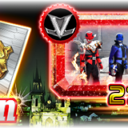 バンナム、『スーパー戦隊レジェンドウォーズ』で「ルパンレンジャーVSパトレンジャー 1年間ありがとうガシャ」を開催!